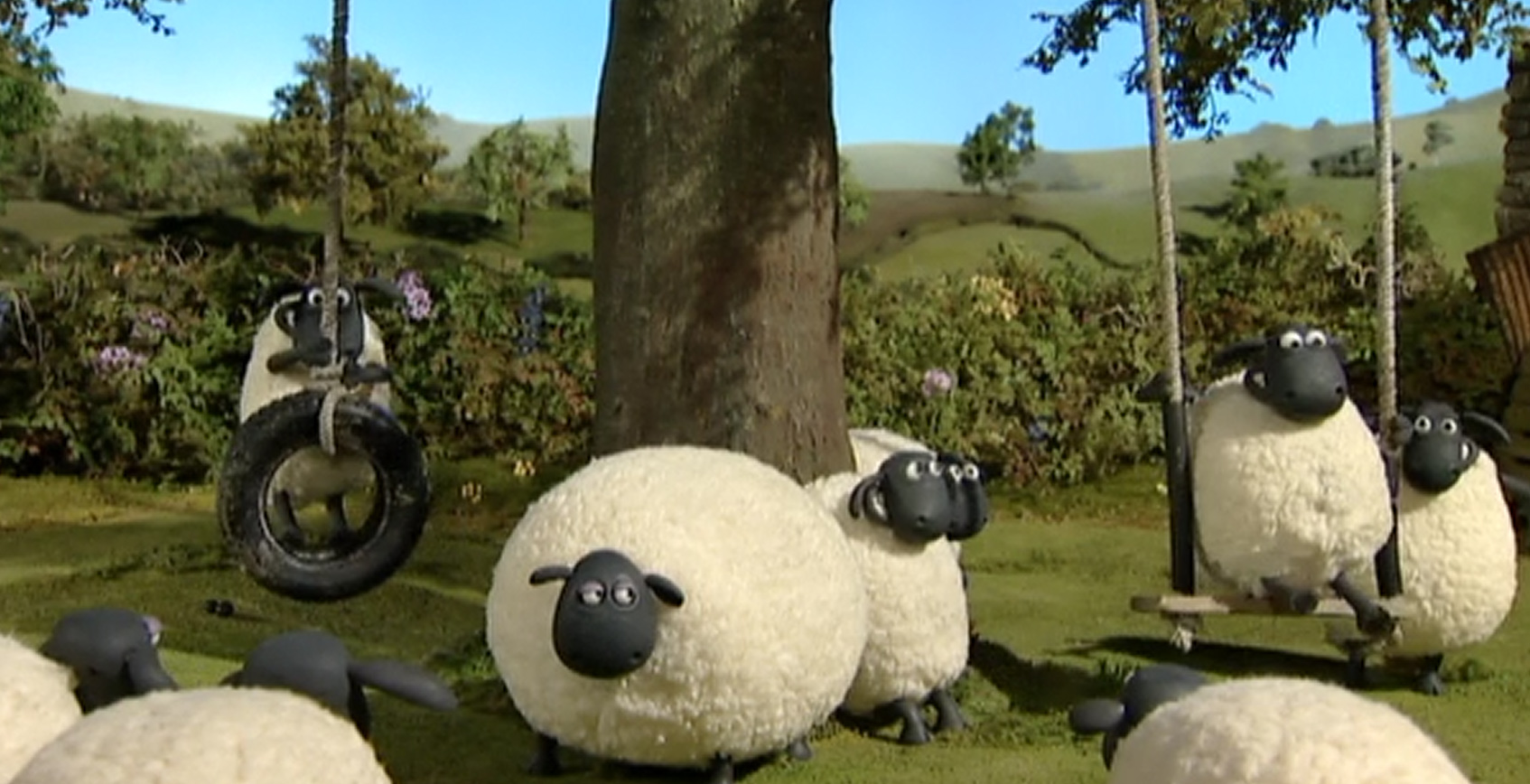 how to watch shaun the sheep