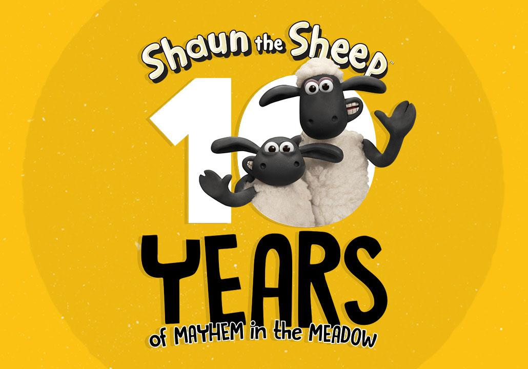 10 Years of Shaun!