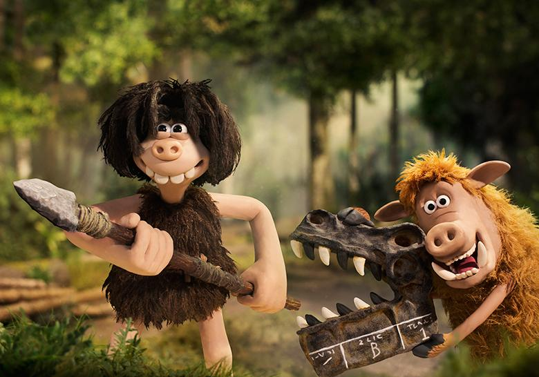 Early Man in Production