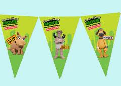 Movie Party Pack: Bunting