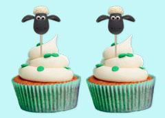 Movie Party Pack: Cupcake Toppers