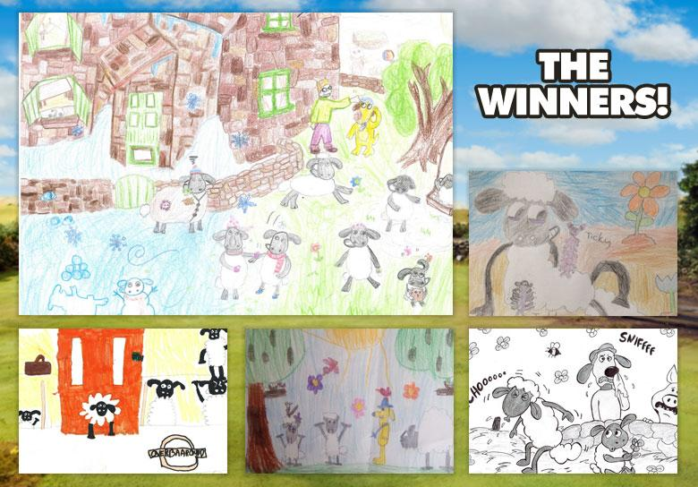 April's Art Yard Winners Announced!