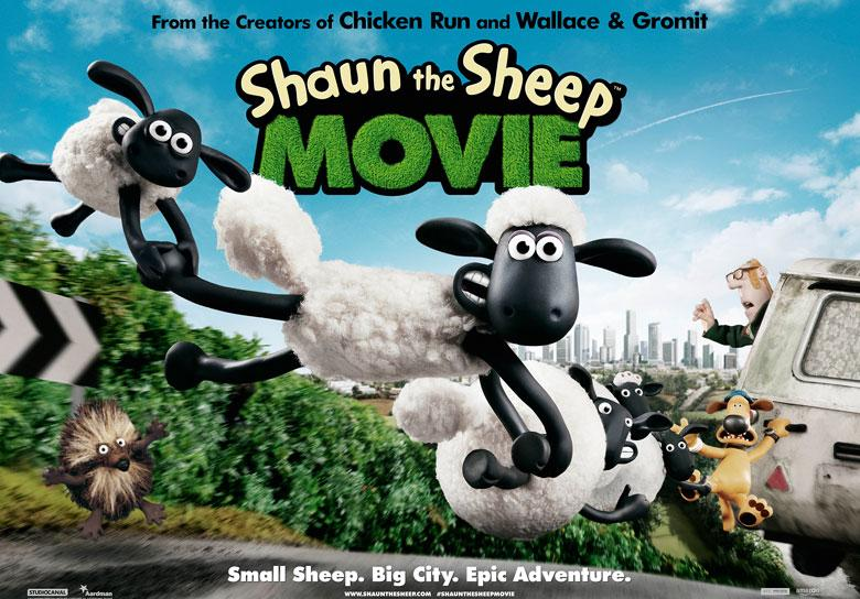 New Shaun the Sheep Movie Trailer!