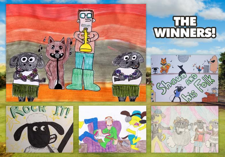 May's Art Yard Winners Announced!