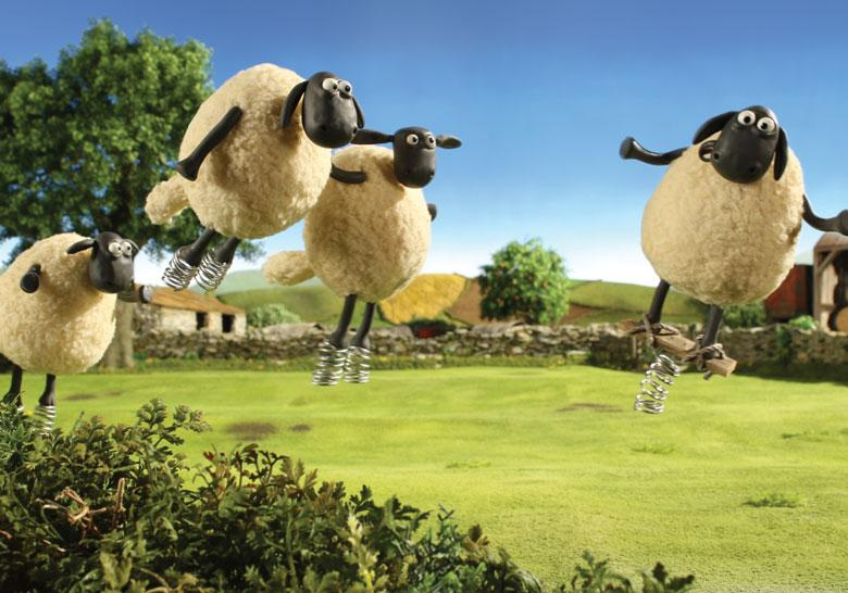Easter Events with Aardman