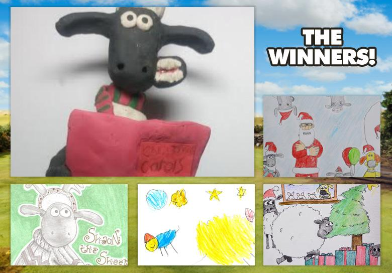 December's Art Yard Winners Announced!