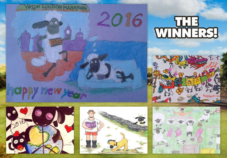 January's Art Yard Winners Announced!