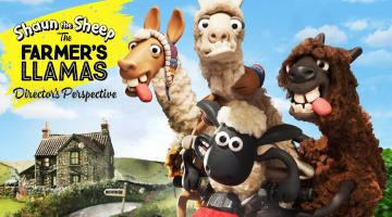The Farmer's Llamas: Director's Perspective