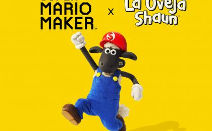 SUPER MARIO MAKER & SHAUN