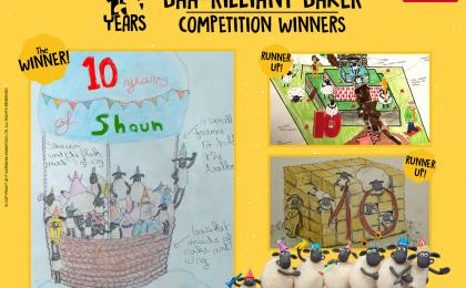 Baa-rilliant Baker Winners Announced!
