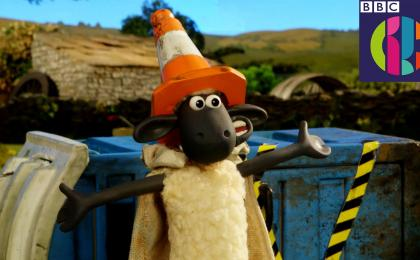 Brand new Shaun the Sheep coming soon