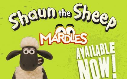 See Shaun Come to Life with Mardles