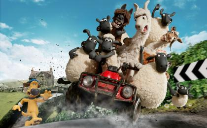 Farmer's Llamas Airs on Boxing Day on