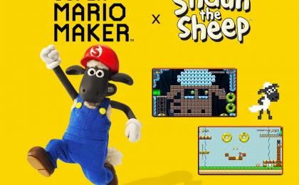 Play Shaun's New Event Course in Super