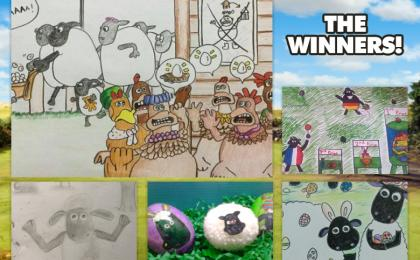 April Art Yard Winners Announced!