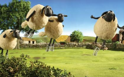Aardman Events in the UK this Easter &
