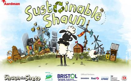 Play New Sustainable Shaun Game!