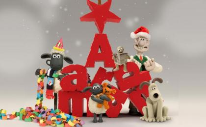 Aardman TV This Christmas in the UK!