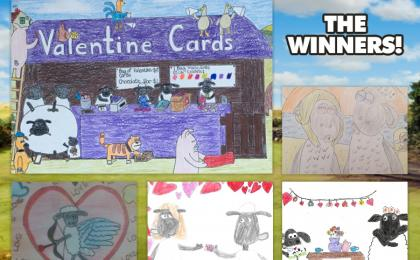February's Art Yard Winners Announced!