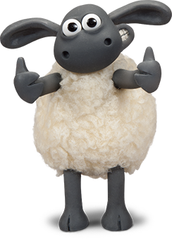 timmy shaun the sheep Transparent YouTube Play Vector Transparent YouTube Play Vector