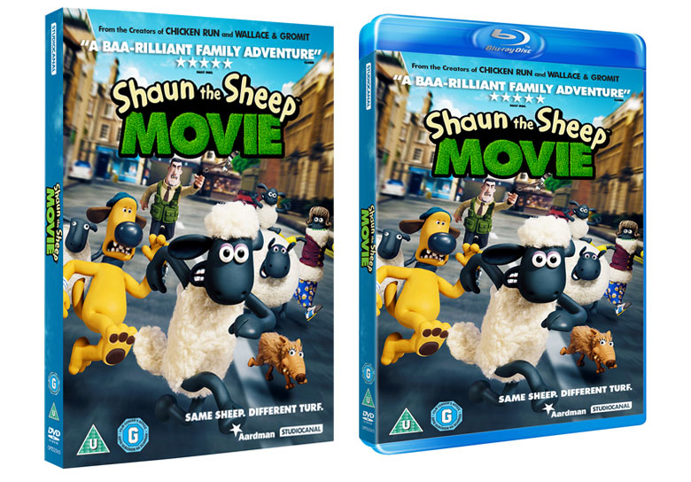 Shaun The Sheep The Movie Out Now On Dvd In The Uk
