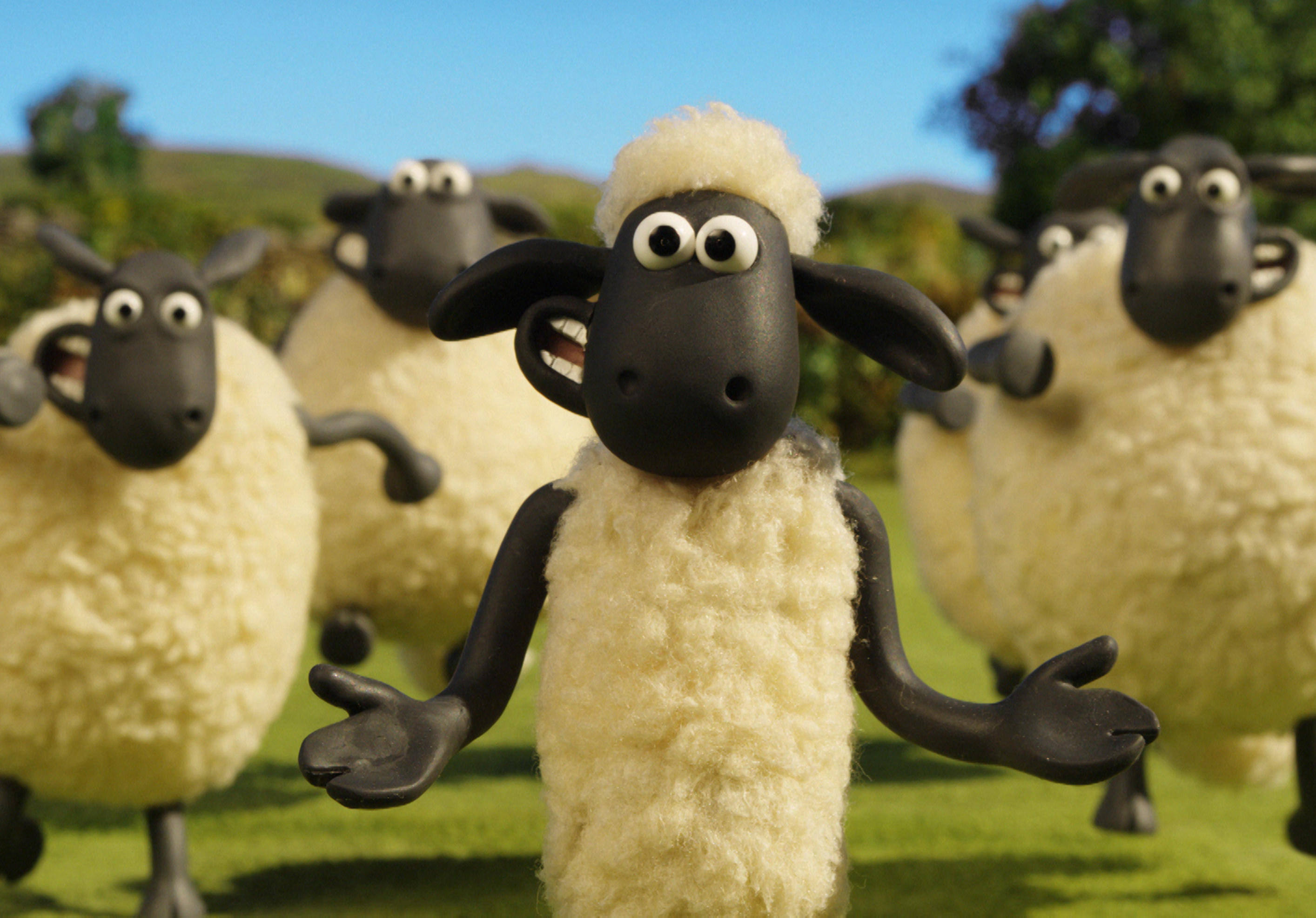 Aardman Events In The Uk For October Half Term Shaun The