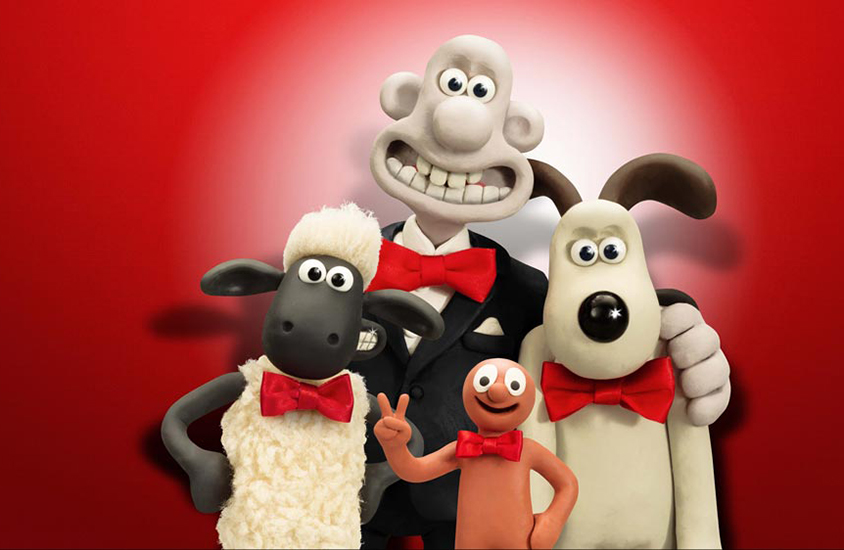wallace and gromit meet shaun the sheep movie
