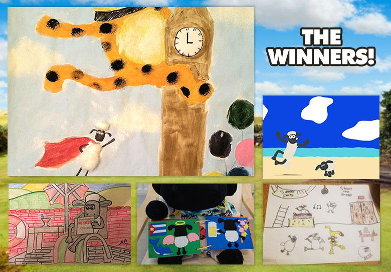 May Art Yard Winners