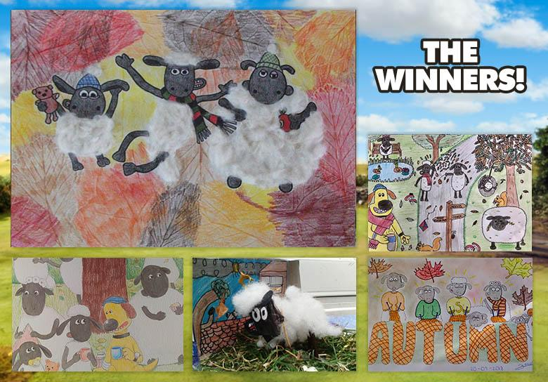 September Art Yard Winners