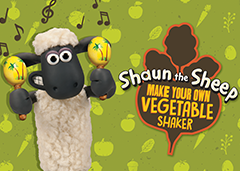Make a Vegetable Shaker!