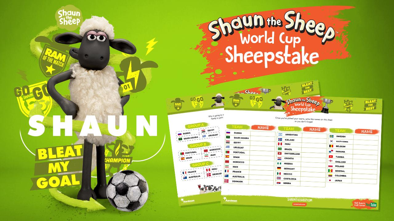 World Cup SheepStake!