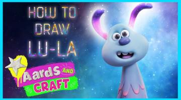 Learn to Draw Lu-La!