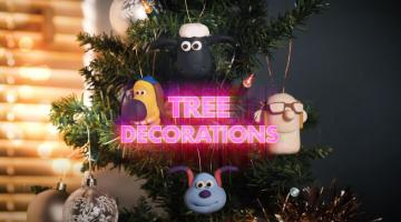 Farmageddon Tree Decorations