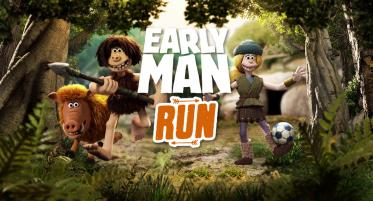 Early Man Run App