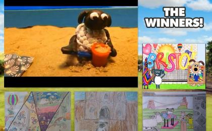 July Art Yard Winners