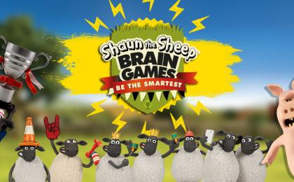 Shaun Brain Games