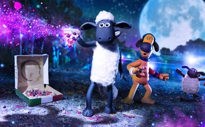 New Teasers for Shaun the Sheep Movie: