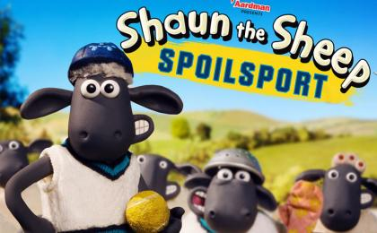Spoilsport DVD Out Now in the UK