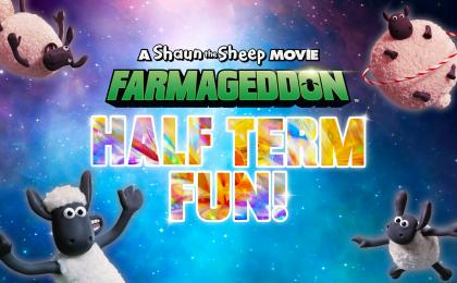 Farmageddon Half Term Activities