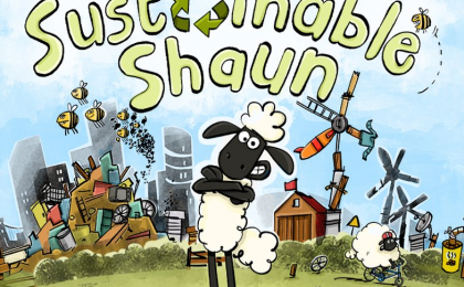Sustainable Shaun Game Launches Across