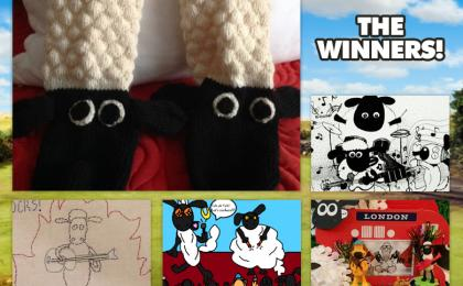 November Art Yard Winners