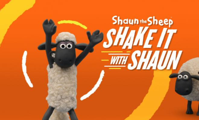 Get Ready to Shake It With Shaun!